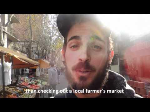 Farmers Market in Montevideo