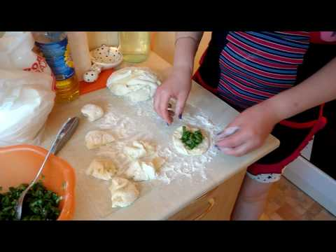 Тесто на пирог с щавелем без дрожжей рецепт