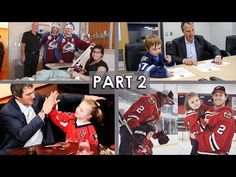 HOCKEY PLAYERS ARE AWESOME Part 2 [HD]