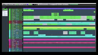 How to make progressive trance, trance bass (Dmitry Aeolus - New Horizon) Cubase(, 2016-04-27T12:29:50.000Z)