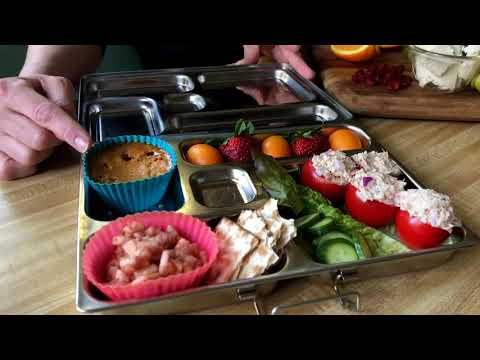 Kosher for Passover Lunch Collab with Everyday Jewish Mom and Little Kosher Lunch