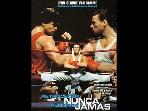 Retroceder Nunca Rendirse Jamas 1986 Hd Audio Latino Real Youtube
