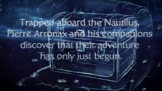 20.000 leagues under the sea Game Trailer