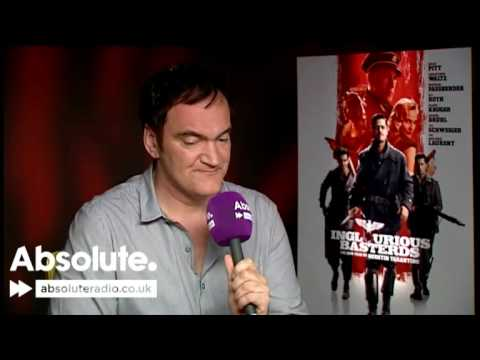 Quentin Tarantino Inglourious Basterds Interview Mp3