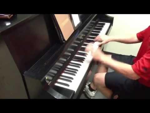 Aerosmith - Crazy (NEW PIANO VERSION w/ SHEET MUSIC)