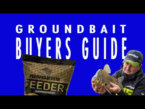 RINGERBAITS EUROPEAN FEEDER GROUNDBAIT GUIDE - FISHING BAITS