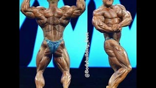 Mr olympia (212lbs) - justin compton chest and triceps workout