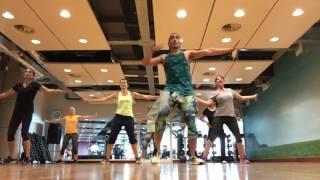 Thalia Frutas ft Chiky Bom Bom choreography by Zumba Papi Uk Zumba Fitness