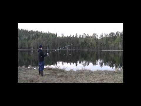 Fiske i Hassela