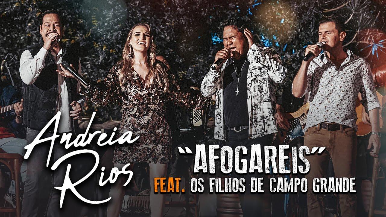 Pauta cultural / Música Sul-mato-grossense - Cantora Andreia Rios lança música no estilo sofrência com o trio Os Filhos de Campo Grande