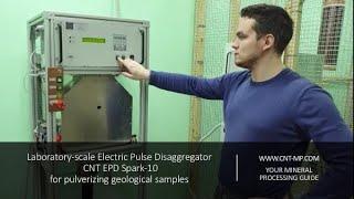 Smallest Laboratory-Scale CNT EPD Spark-10