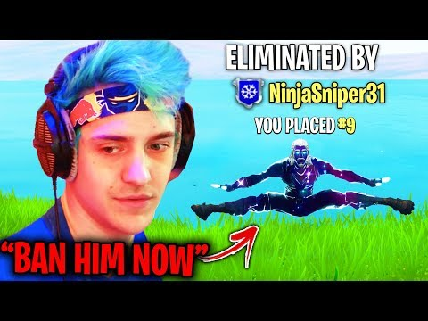 Top 5 Fortnite Streamers KILLED BY FORTNITE STREAM SNIPERS