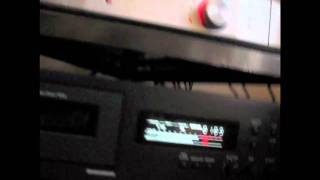 NAD 613 Tape Deck Plays Do You Believe In Shame by Duran Duran