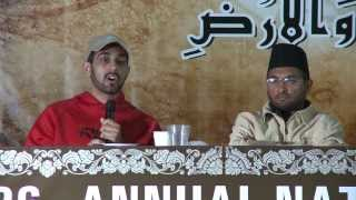 Question/Answer Session - 26th Annual National Ijtima`