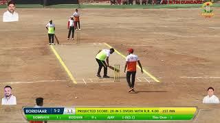 KUDAVE VS BHORKHAAR || J.D TROPHY 2019 ULWE DAY 3