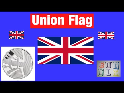 Union Flag | #U | Visiting all the places in the UK featured on the 10p Coin | AZ Adventures