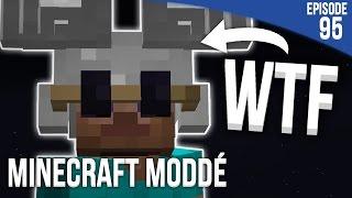 LE CASQUE LE PLUS WTF DE MINECRAFT !   Minecraft Moddé S3   Episode 95
