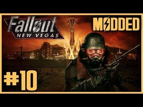 Fallout New Vegas Hardcore Modded Playthrough Part 10 - Joe Cobb
