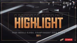 HIGHLIGHT PMGC Finals Ngày 1 | BTR Ngụp Lặn Dưới Đáy Bảng Xếp Hạng