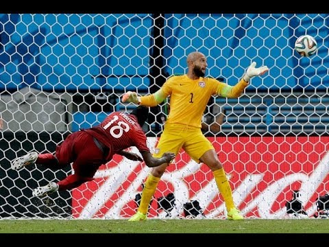 Sports Science -- USA vs Portugal World Cup 2014