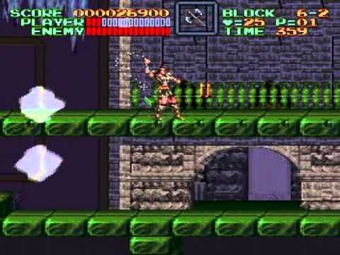 Let's Play Super Castlevania IV Part 4: May I Have This Dance?