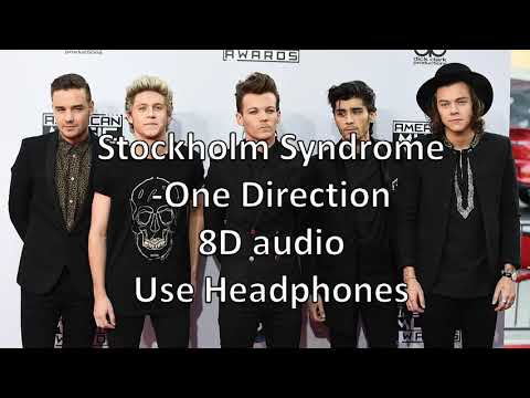 Stockholm Syndrome- One Direction 8d