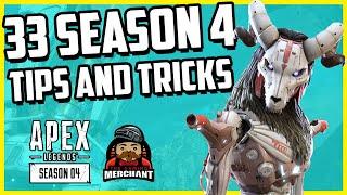 33 Apex Legends Season 4 Pro Tips