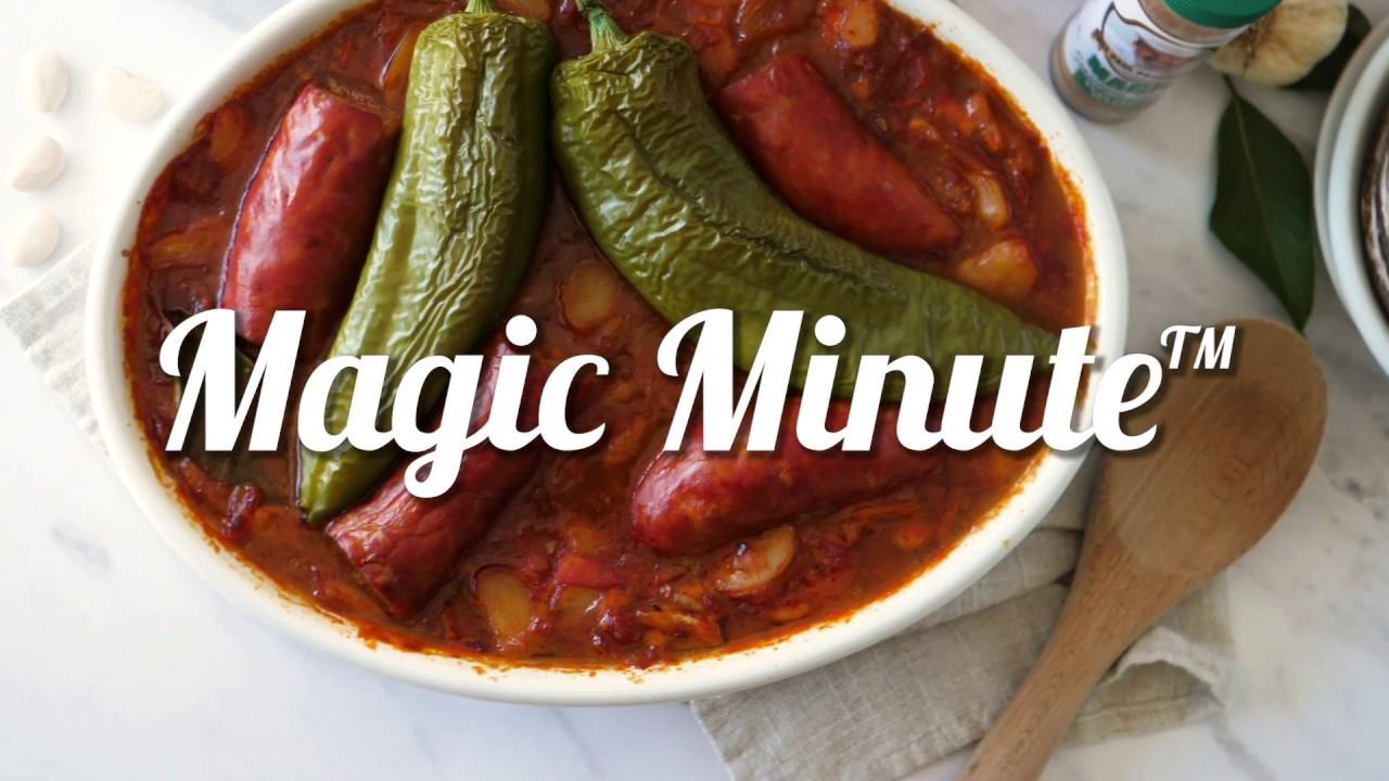 Macedonian Baked Beans | Magic Minute™