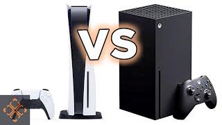 PS5 VS Xbox X