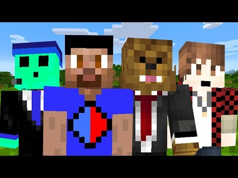 I played Minecraft after ONE YEAR...