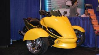 Custom Cam-Am Spyder Body Kit