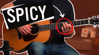 Kill a boring 12 bar blues with this trick