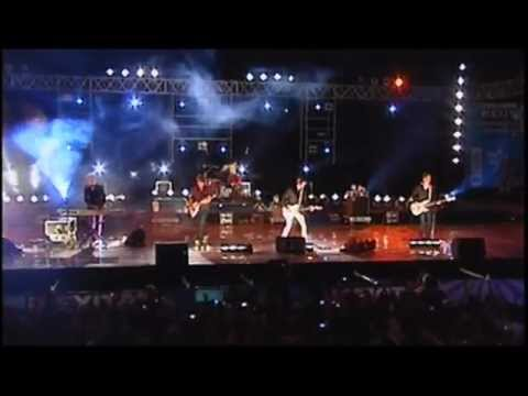 The Click Five in Cambodia: MTV EXIT Live