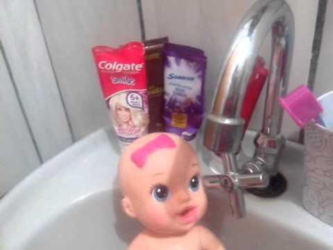Banho na Baby alavi
