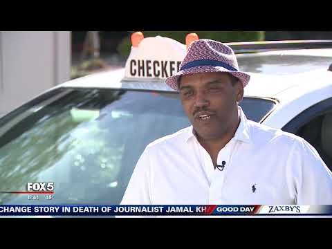 Atlanta Taxi Driver Earns 'America's Best Taxicab Driver'