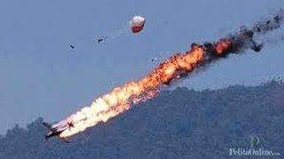 Download Pesawat TNI AU jatuh di Malaysia (Jupiter Aerobatic)
