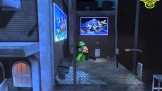 Lego Teenage Mutant Ninja Turtles (Черепашки Ниндзя Лего) - прохождение игры