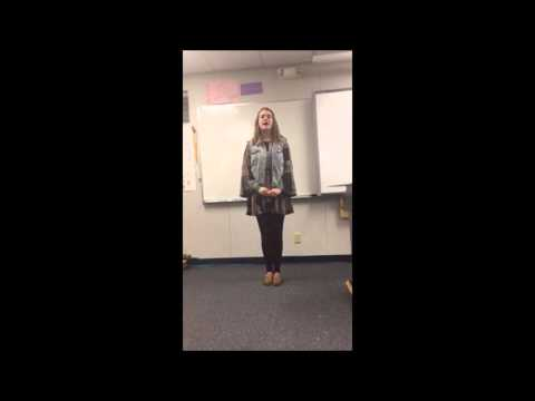 semo musical theatre audition