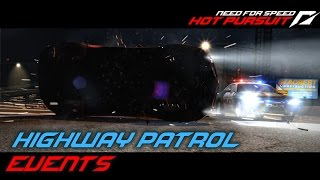 Need for Speed: Hot Pursuit (2010) - Highway Patrol Events (PC)
