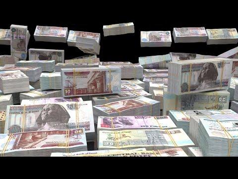 BILLIONS of EGYPTIAN POUNDS :: Wealth Visualization, Manifestation, Abundance HD