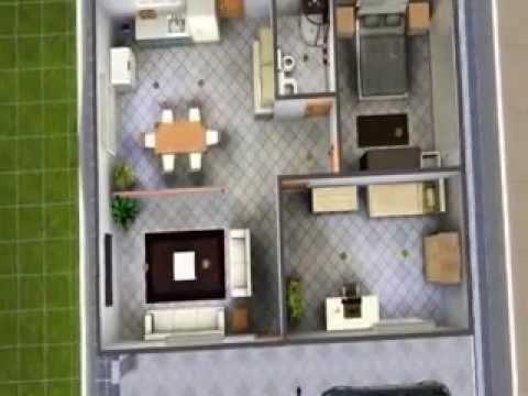 Planta para casa youtube for Casa de dos plantas construyehogar