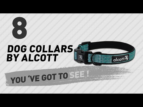 Dog Collars By Alcott // Top 10 Most Popular