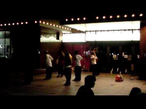 JAPAN Kyoto Avanti Building Dance Groove