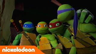 Черепашки-ниндзя | 1 сезон 11 серия | Nickelodeon Россия