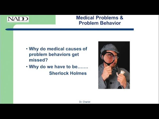 Robert Fletcher: Integrated Care: Primary Care, Behavioral Health and Intellectual Disability
