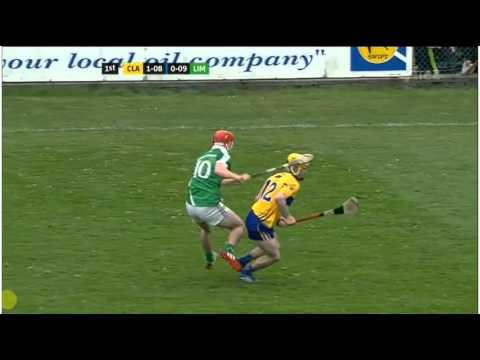 Clare vs Limerick Hurling League 2016