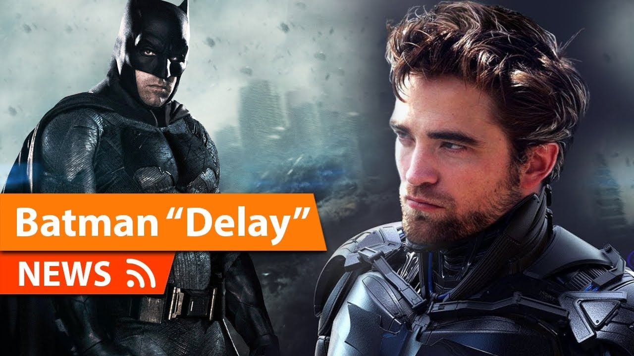 The Batman Delayed Because of Actors Trouble Bulking Up is NONSENSE -  YouTube
