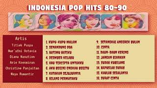 Indonesia Pop Hits 80 90