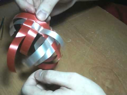 How to Make an Origami Awareness Ribbon!
