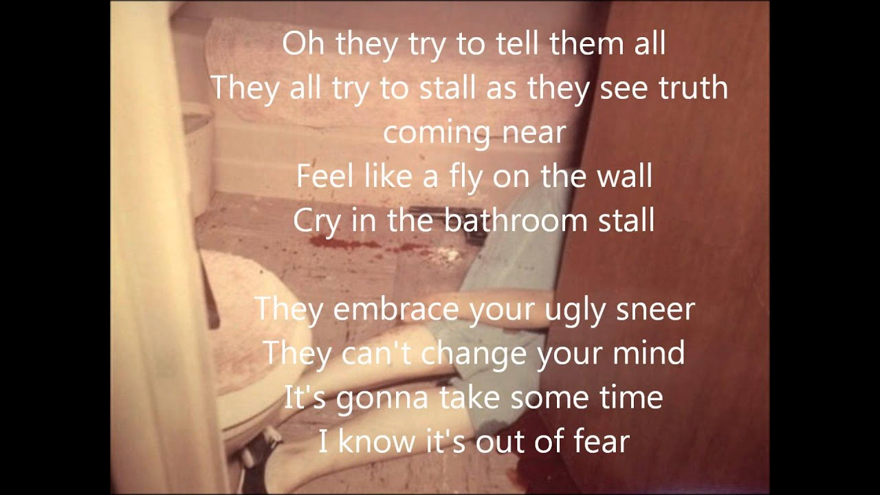 Bathroom Stall Lyrics cherry glazerr - haxel princess lyrics - youtube